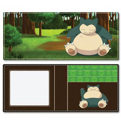 Pokemon Snorlax Wallet
