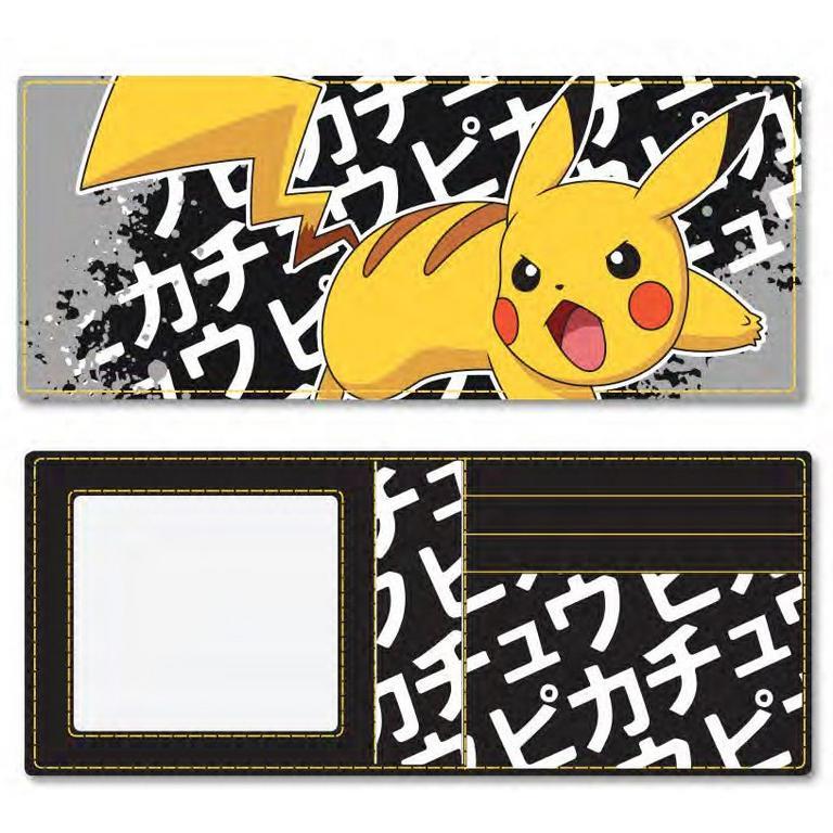 Pokemon Pikachu Wallet