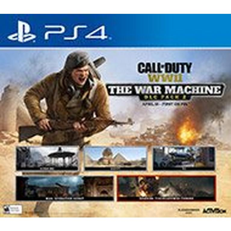 Call of Duty: WWII The War Machine