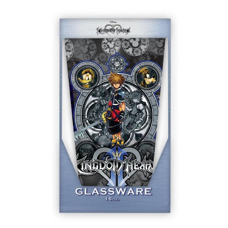 Kingdom Hearts II Pint Glass