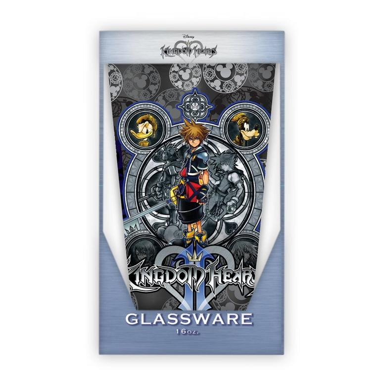 Kingdom Hearts Pint Glass 16 oz.