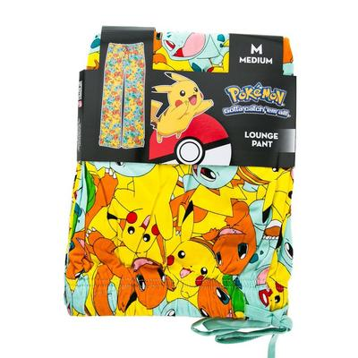 Pokemon Original Starters Lounge Pants