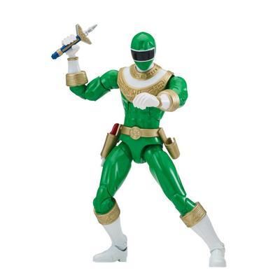 Power Rangers Legacy: Zeo 6.5 Inch Action Figure Green Ranger
