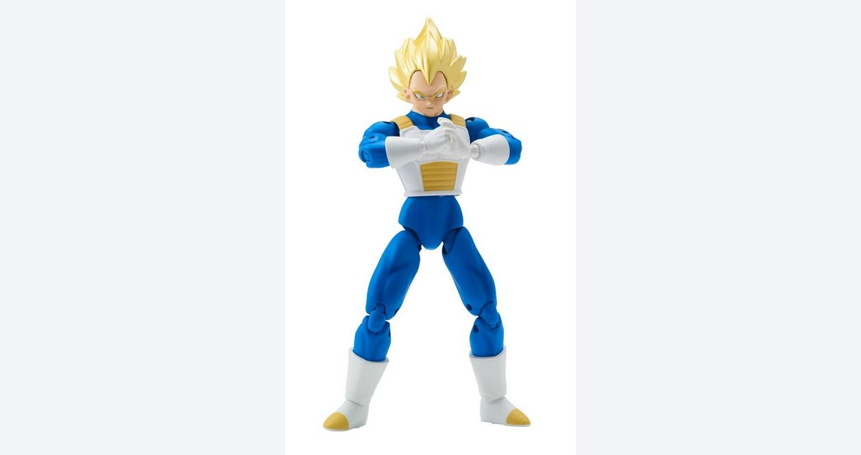 Dragonball Super Dragon Stars: Super Saiyan Vegeta 6.5 Inch Action Figure