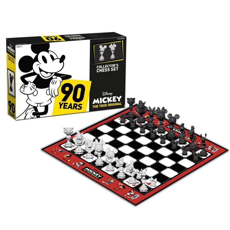 Mickey's 90th Anniversary Collector's Chess Set