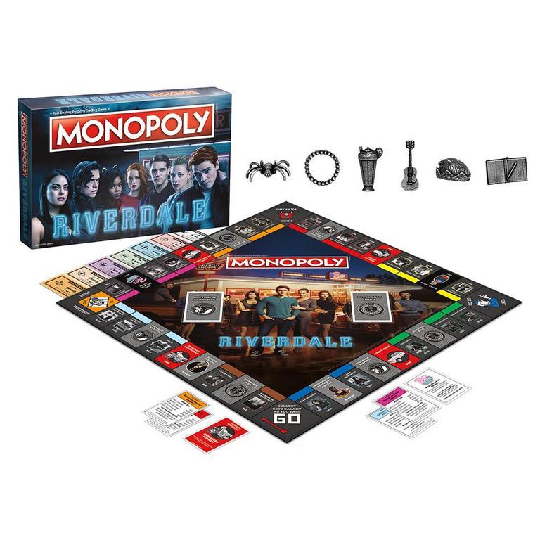 Monopoly: Riverdale Board Game