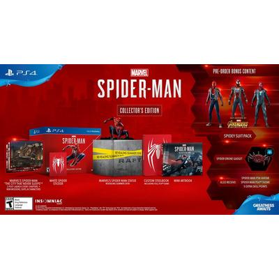 Marvel's Spider-Man Collector's Edition