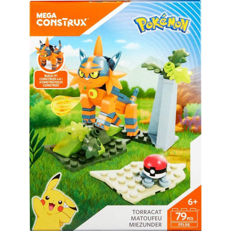 Pokemon Evolution Pack Mega Construx (Assortment)