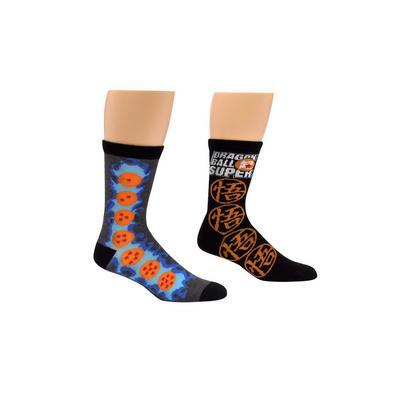 Dragon Ball Super Socks 2 Pack