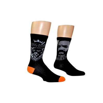 The Walking Dead Kingdom Socks 2 Pair