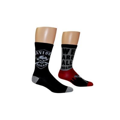 The Walking Dead Saviors Socks 2 Pair