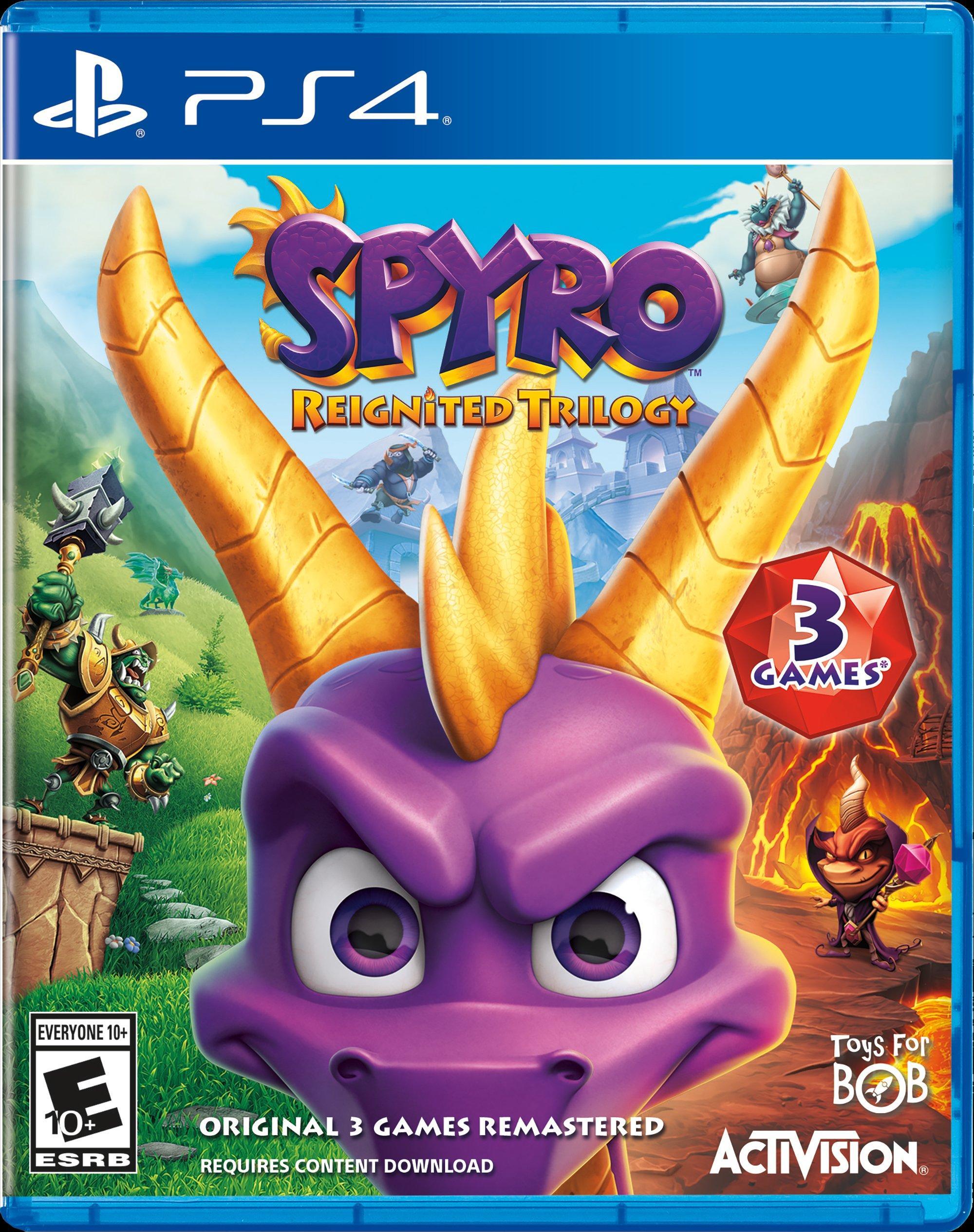 Spyro Reignited Trilogy | PlayStation 4 | GameStop