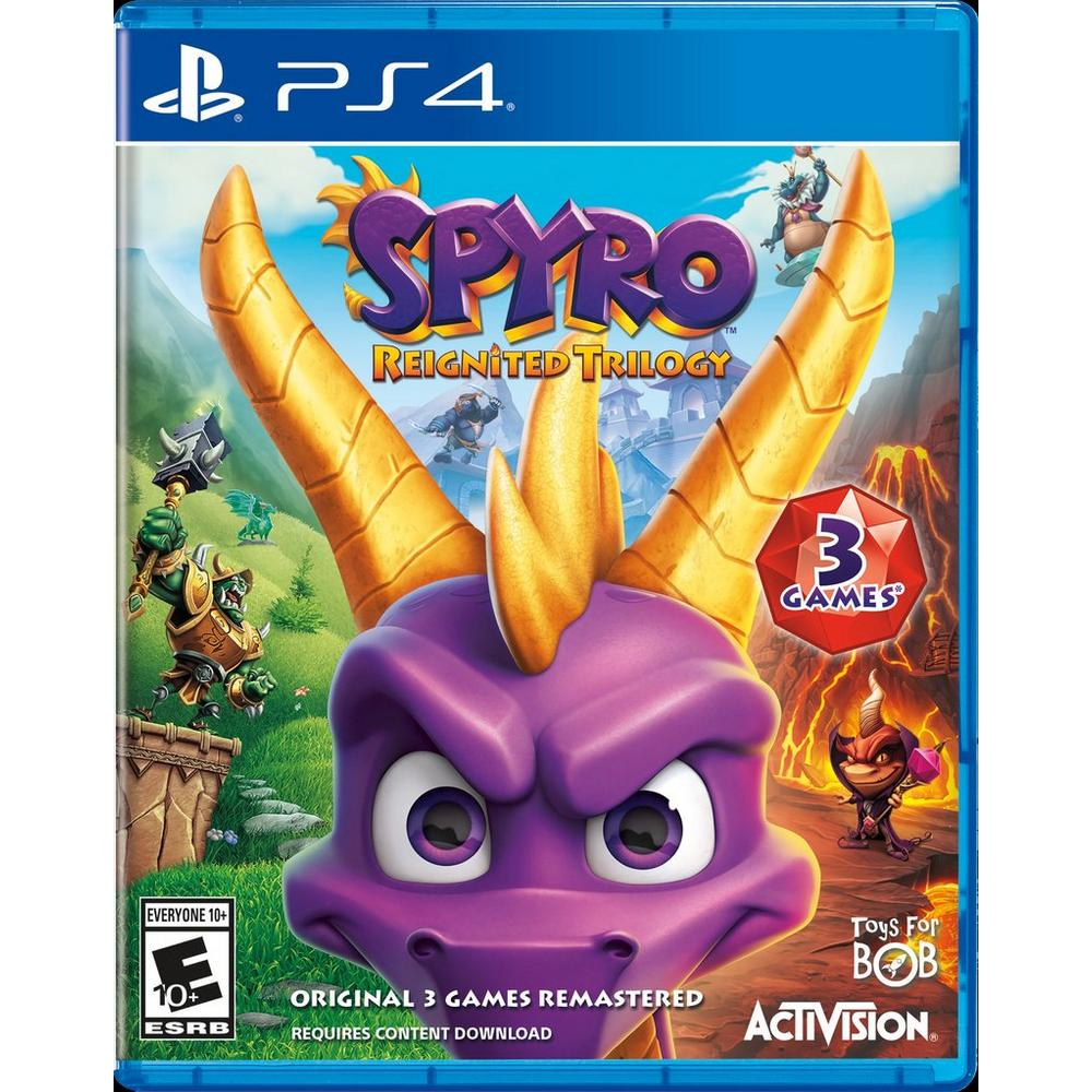 Spyro Reignited Trilogy | PlayStation 4 | GameStop