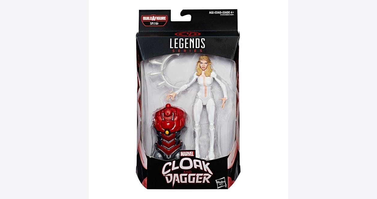 Marvel Legends: Spiderman - Dagger Action Figure