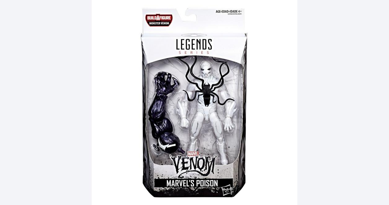 Marvel Legends Series Venom Poison Action Figure