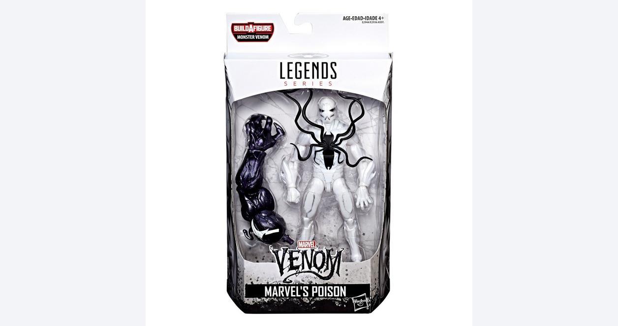 Marvel Legends: Venom - Poison Action Figure