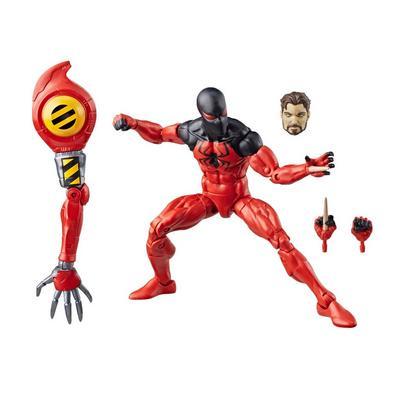 Marvel Legends: Spiderman - Scarlet Spider Action Figure