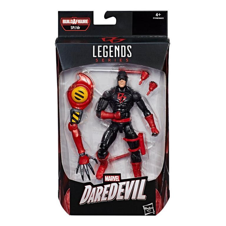 Marvel Legends: Spiderman - Daredevil Action Figure
