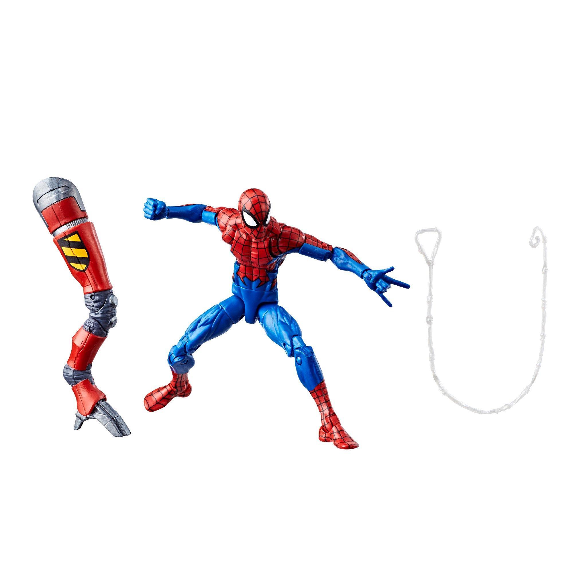 Marvel legends spider-man Série Spiderman SP //// Dr Spider BAF wave action figure