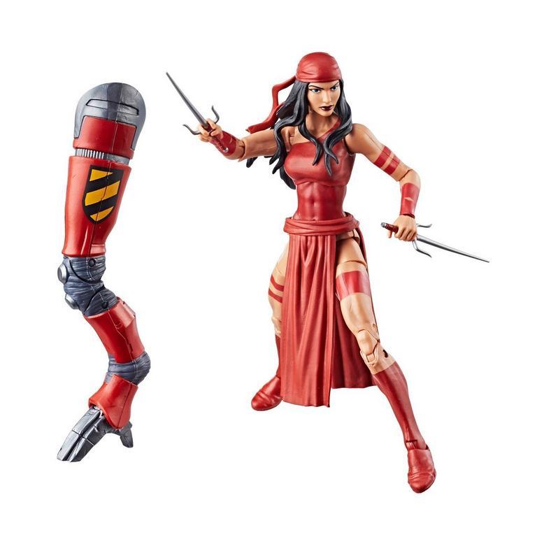 Marvel Legends: Spiderman - Elektra Action Figure
