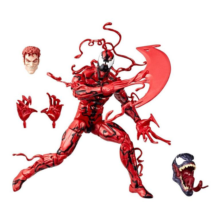 Marvel Legends: Venom - Carnage Action Figure