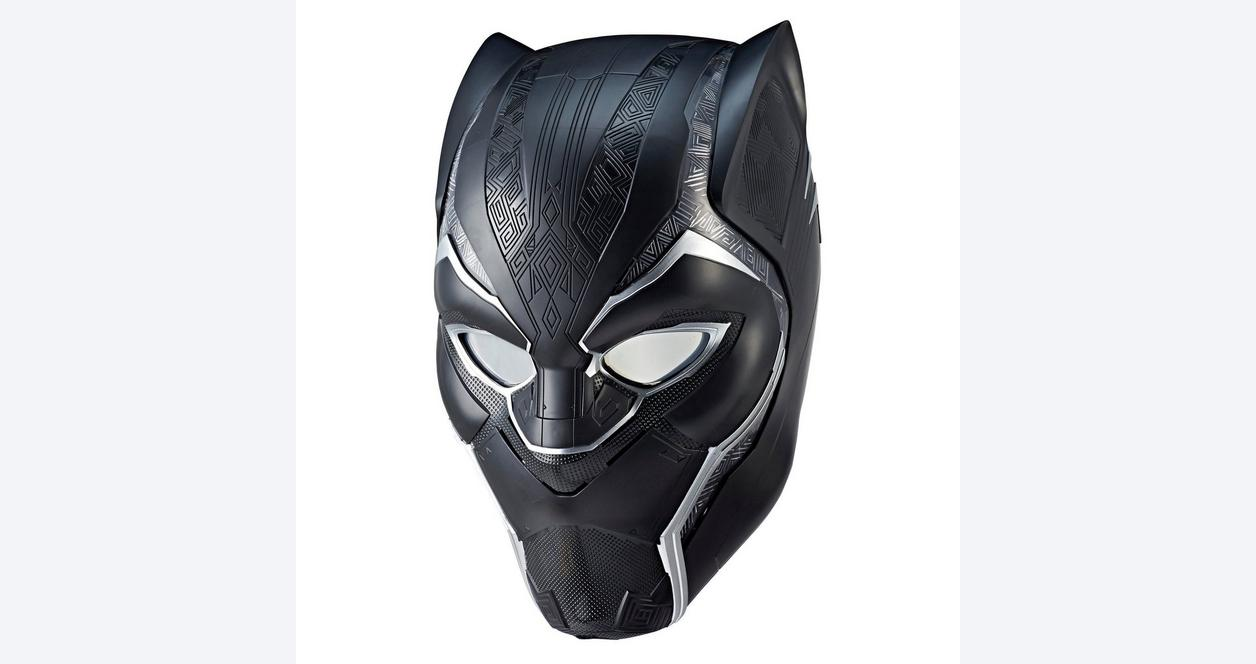 Marvel Legends Series: Black Panther Electronic Helmet