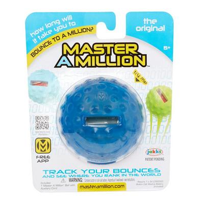 Master A Million Bounce Ball - Blue