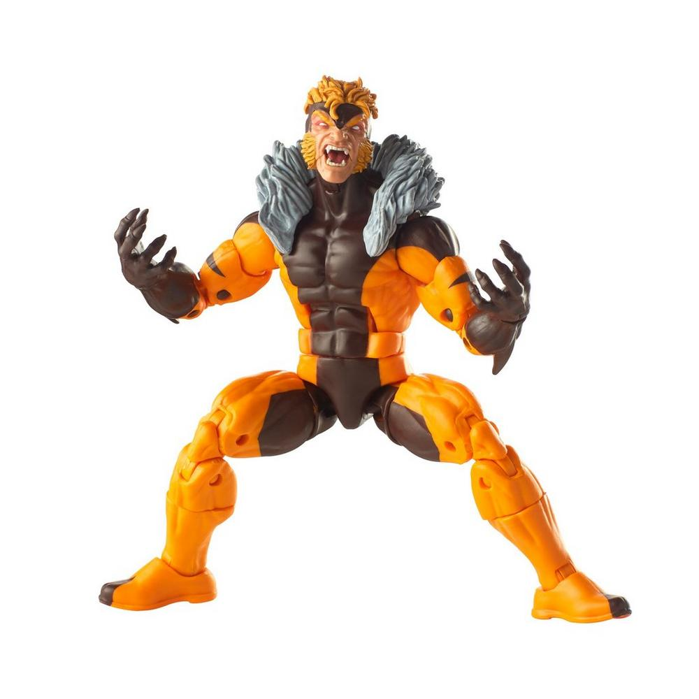 SABRETOOTH Legends Exclusive Action Figure Marvel Select 1st App