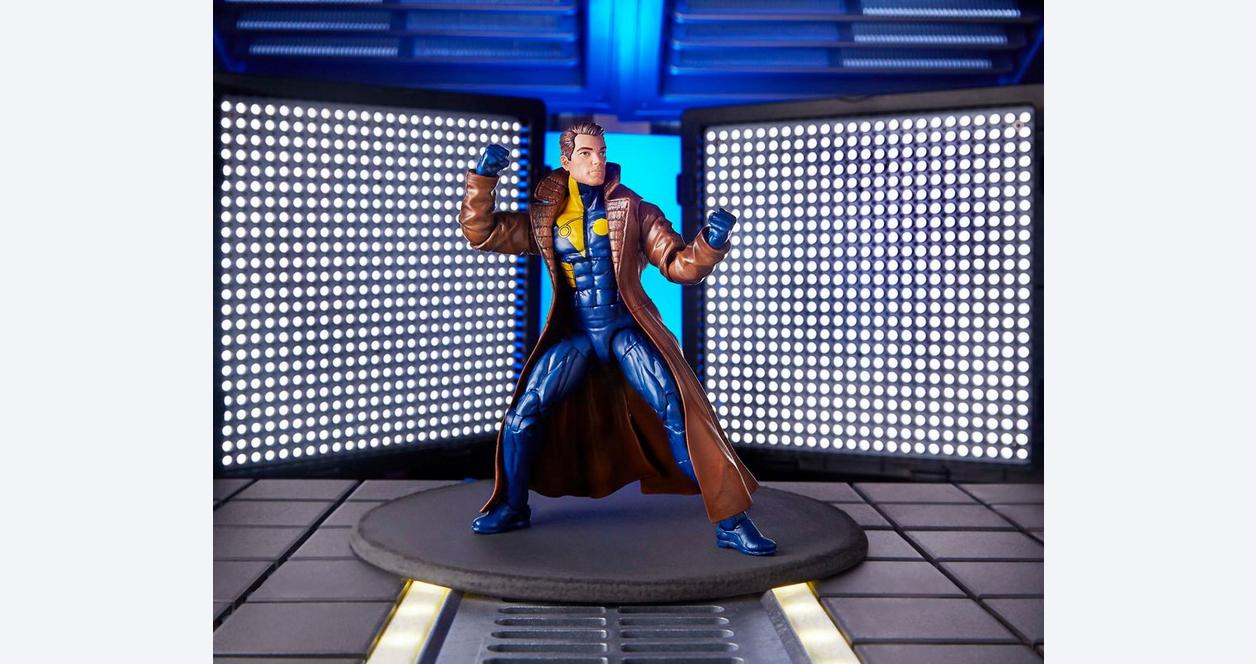 Marvel Legends Series X-Men Multiple Man Action Figure
