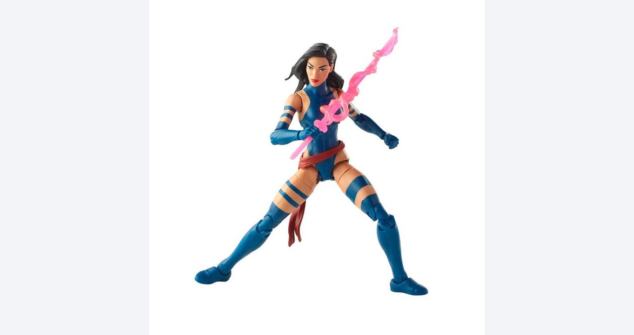 Marvel: X-Men Legends - Psylocke Action Figure