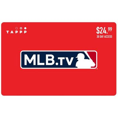 30 Day MLB.TV Subscription