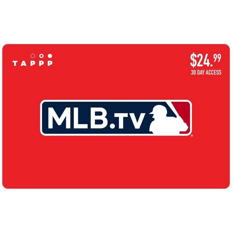 MLB.com Digital MLB. TV 30 Day Access Download Now At GameStop.com!