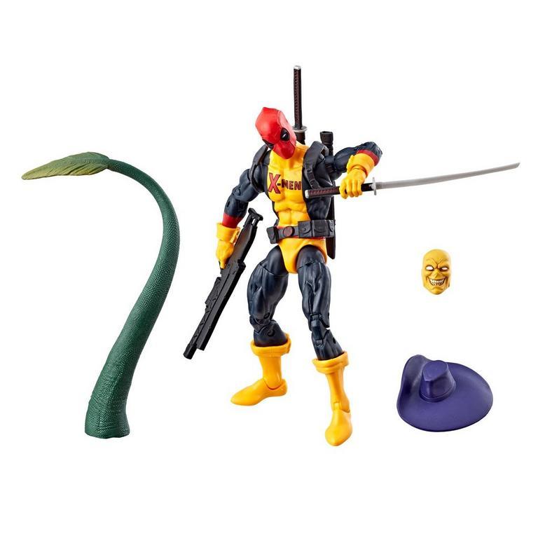 Marvel Legends Series X-Men Deadpool Action Figure