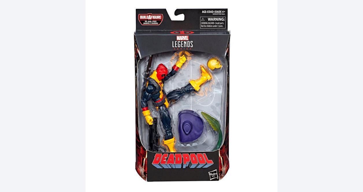 Marvel Legends : Deadpool - X-Men Action Figure