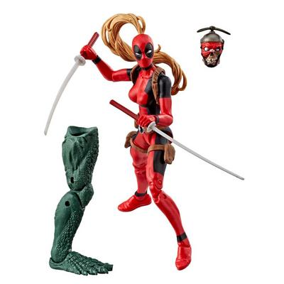Marvel Legends: Deadpool - Lady Deadpool