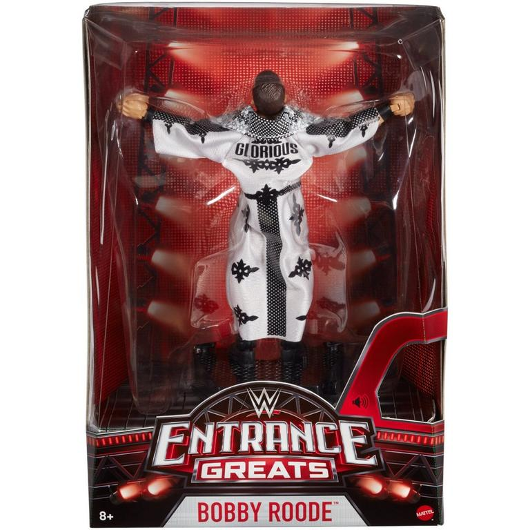 WWE Bobby Roode Entrance Greats Action Figure