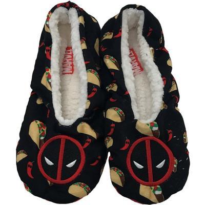 Deadpool Taco Slipper Socks