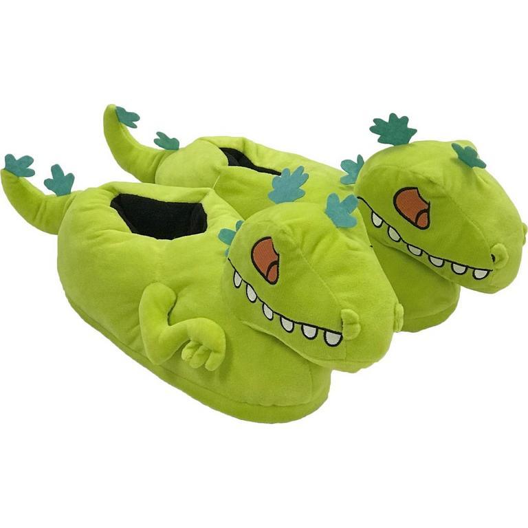 Rugrats Reptar Slippers