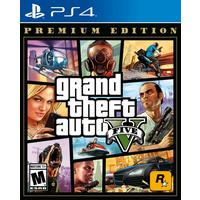 Deals on Grand Theft Auto V: Premium Edition PS4
