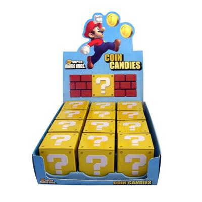 Super Mario Brothers Coin Candies