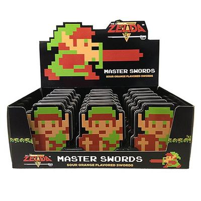 Link Master Swords Candy Tin