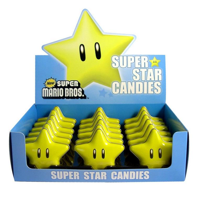 Super Mario Bro. Super Star Candy
