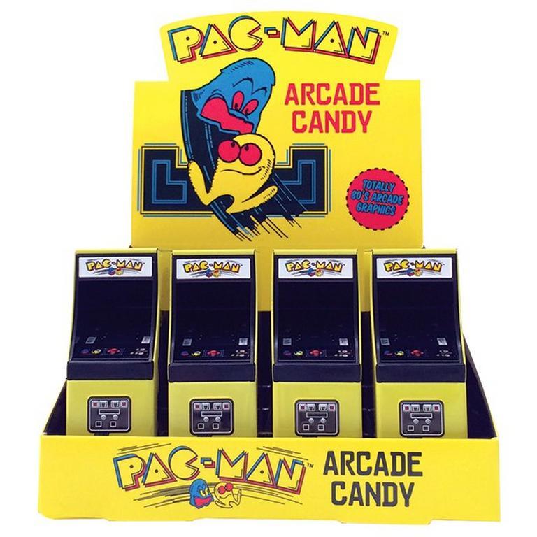 PacMan Arcade CandyTin