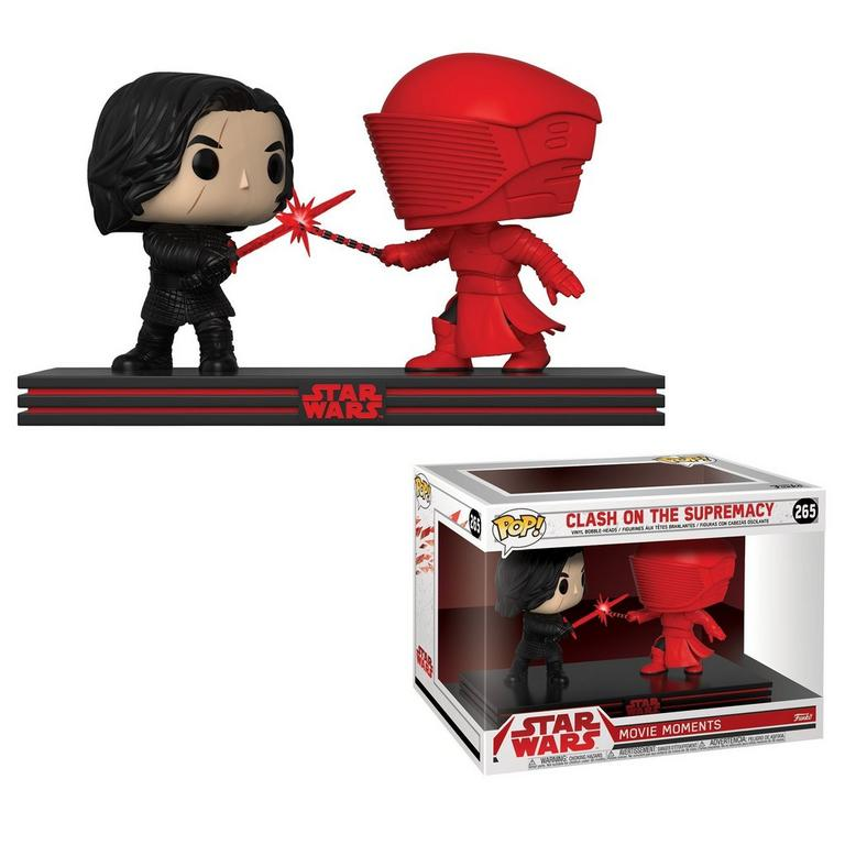 POP! Star Wars: Movie Moment - Kylo & Praetorian