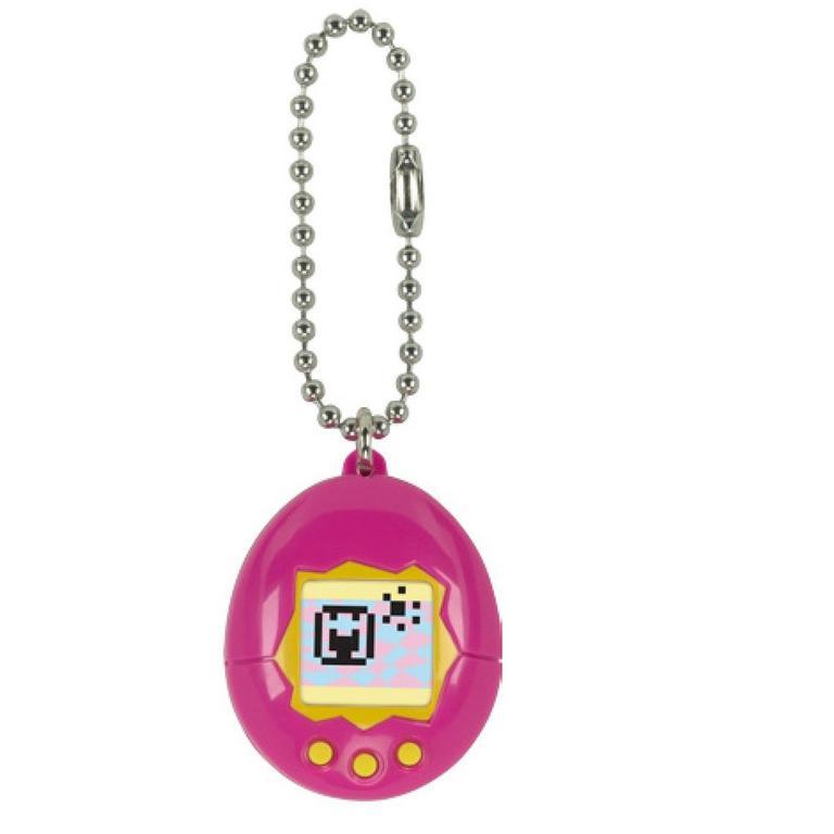 Tamagotchi Virtual Pet 20th Anniversary Edition Series 3 - Pink/Yellow