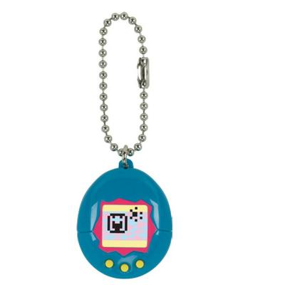 Tamagotchi Virtual Pet 20th Anniversary Edition Series 3 - Blue/Pink/Yellow