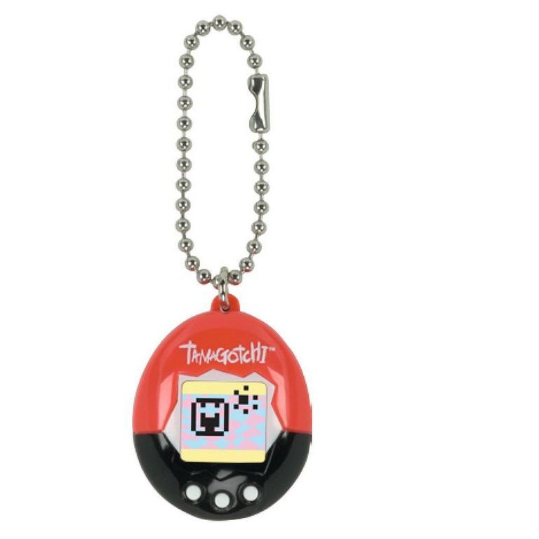 Tamagotchi Virtual Pet 20th Anniversary Edition Series 3 - Orange/White/Black