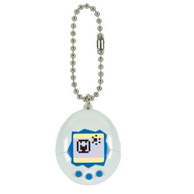 Tamagotchi Virtual Pet 20th Anniversary Edition Series 3 - White/Blue