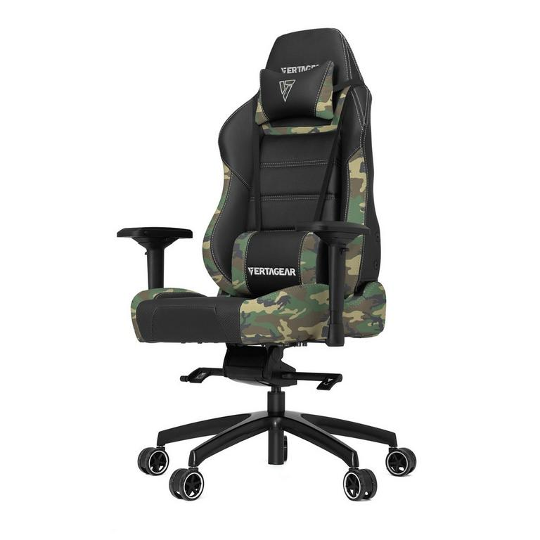P-Line PL6000 Gaming Chair Camouflage Special Edition