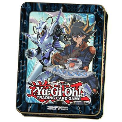 Yu-Gi-Oh! Trading Cards Mega Yusei Tin